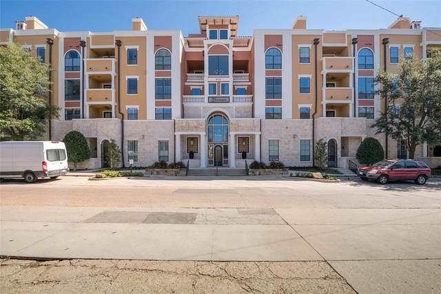 8616 Turtle Creek Boulevard #324, Dallas, TX 75225 (MLS #14685356) :: All Cities USA Realty