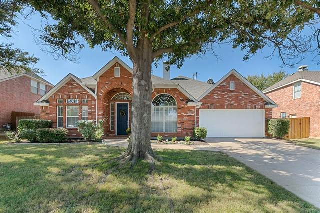 3516 Preakness Drive, Flower Mound, TX 75028 (MLS #14685363) :: Real Estate By Design