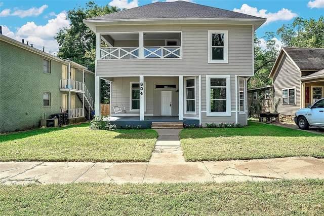 604 W Owings Street, Denison, TX 75020 (MLS #14685379) :: Real Estate By Design