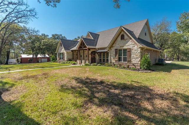 55 County Road 3513, Dike, TX 75437 (MLS #14685392) :: The Chad Smith Team