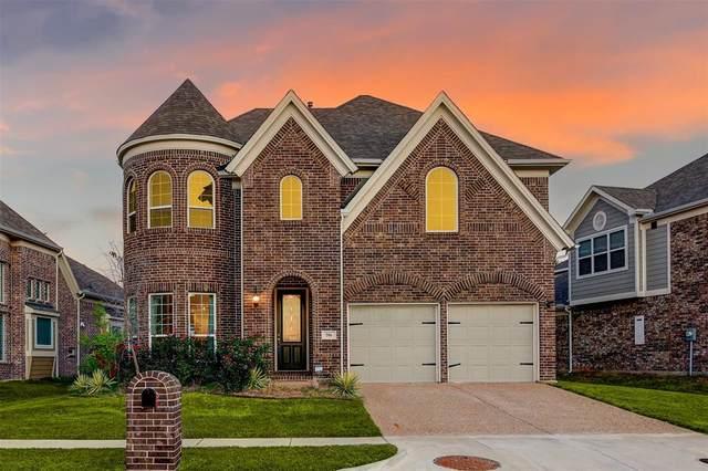 506 River Rock Way, Allen, TX 75002 (MLS #14685403) :: Front Real Estate Co.