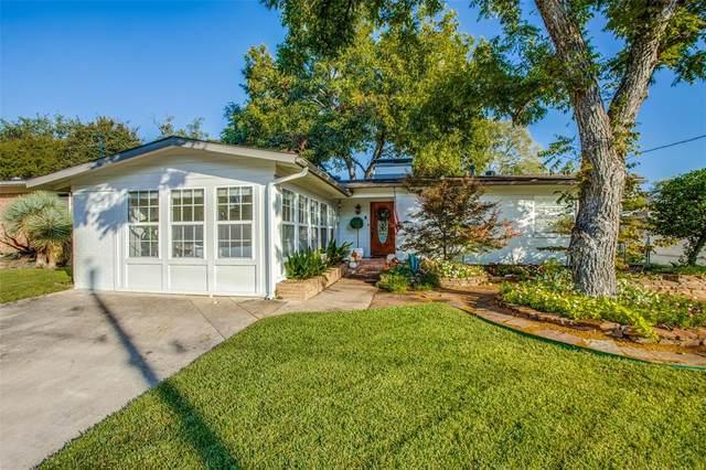 6609 Patrick Drive, Dallas, TX 75214 (MLS #14685476) :: Real Estate By Design