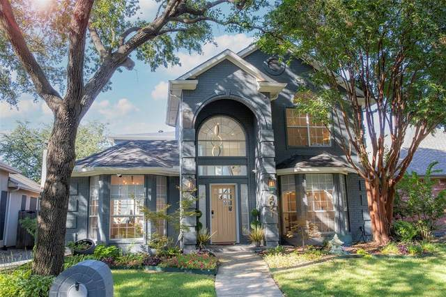 4031 Briarbend Road, Dallas, TX 75287 (MLS #14685488) :: Lisa Birdsong Group | Compass