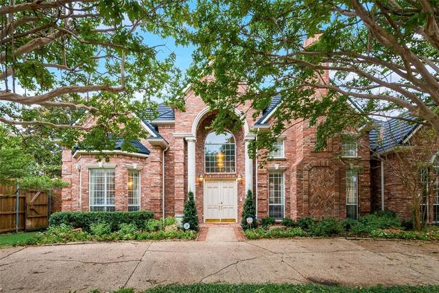4927 Holly Tree Drive, Dallas, TX 75287 (MLS #14685509) :: The Russell-Rose Team