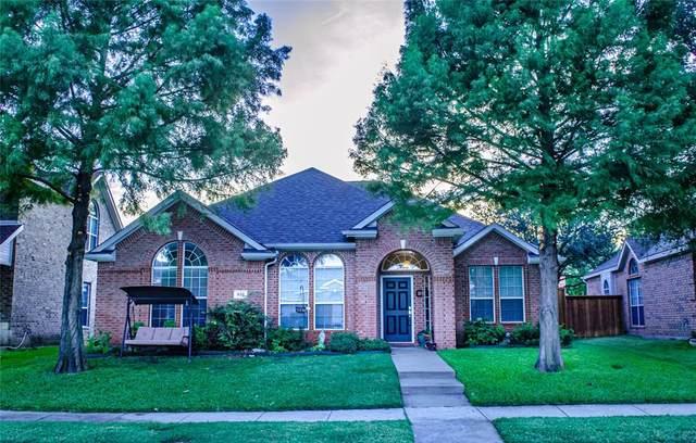 832 Water Oak Drive, Allen, TX 75002 (MLS #14685513) :: The Rhodes Team
