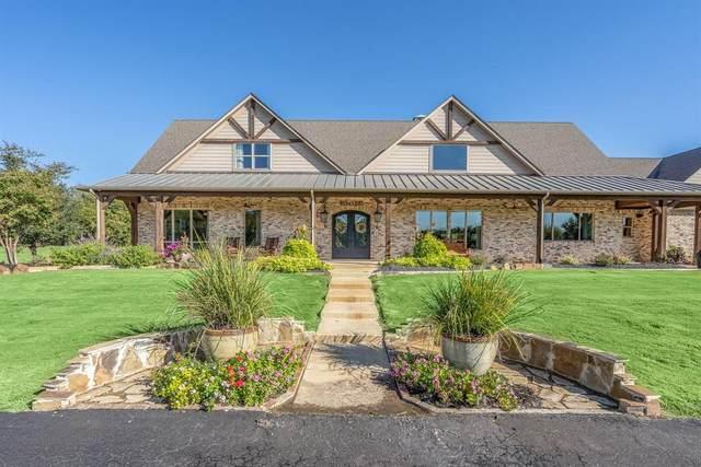 295 Peyton Place, Argyle, TX 76226 (MLS #14685520) :: Trinity Premier Properties