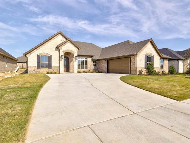 1062 Mickelson Drive, Granbury, TX 76048 (MLS #14685548) :: The Star Team | Rogers Healy and Associates