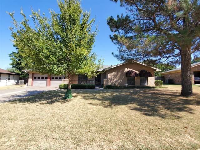 3505 Regina Circle, Wichita Falls, TX 76308 (MLS #14685568) :: Lisa Birdsong Group | Compass