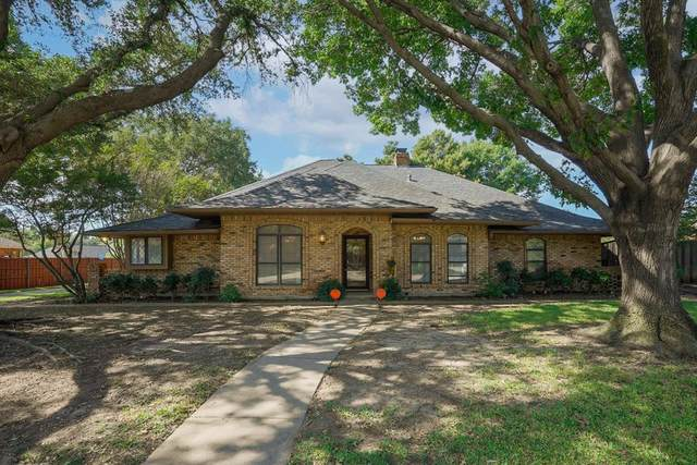 407 Rolling Hills Circle, Coppell, TX 75019 (MLS #14685589) :: Wood Real Estate Group