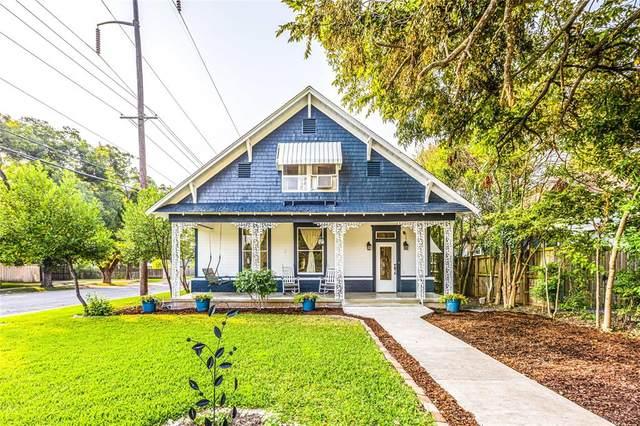 2700 Sanger Avenue, Waco, TX 76707 (MLS #14685605) :: Real Estate By Design