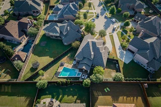 988 Shaddock Park Lane, Allen, TX 75013 (MLS #14685625) :: Front Real Estate Co.