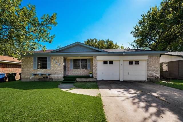 706 Dawn Drive, Garland, TX 75040 (MLS #14685628) :: Jones-Papadopoulos & Co