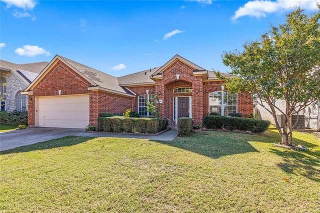 2507 Carson Trail, Grand Prairie, TX 75052 (MLS #14685633) :: Real Estate By Design