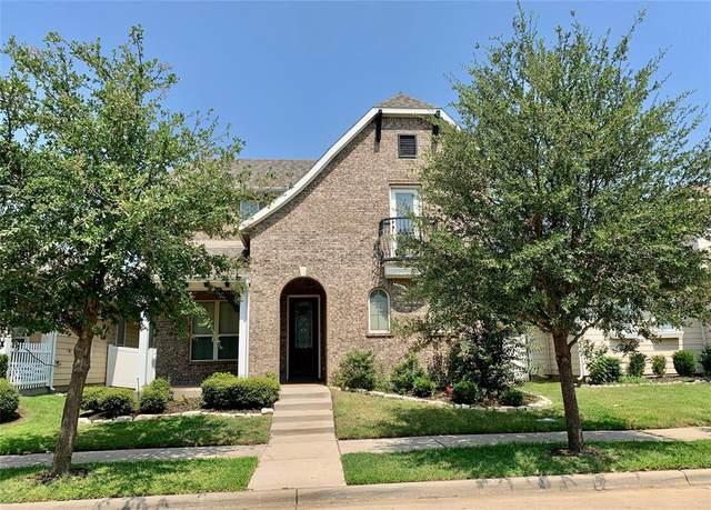1105 Caudle Lane, Savannah, TX 76227 (MLS #14685651) :: Trinity Premier Properties