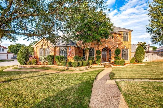 3004 Saint Jude Drive, Mansfield, TX 76063 (MLS #14685660) :: The Russell-Rose Team