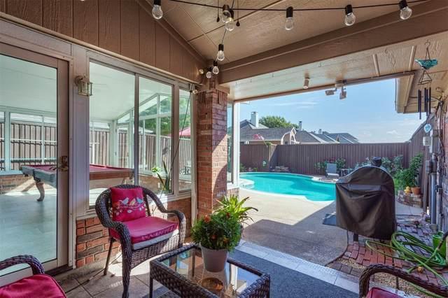 613 Oak Forest Lane, Allen, TX 75002 (MLS #14685664) :: Real Estate By Design