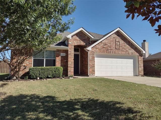 4306 Ridgewood Road, Melissa, TX 75454 (MLS #14685686) :: The Krissy Mireles Team