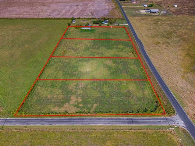 Lot 4 Palmyra Road, Palmer, TX 75152 (MLS #14685691) :: Real Estate By Design