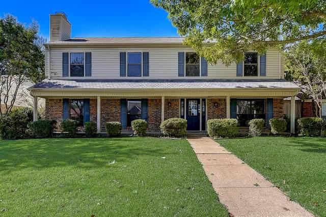 2313 Bellbrook Lane, Garland, TX 75040 (MLS #14685700) :: Real Estate By Design