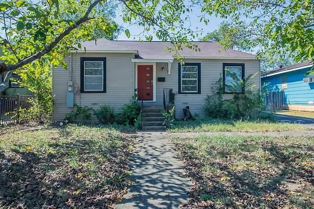619 S Barnett Avenue, Dallas, TX 75211 (MLS #14685758) :: Robbins Real Estate Group