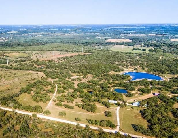 801 Co Road 180, Cisco, TX 76437 (MLS #14685763) :: Justin Bassett Realty