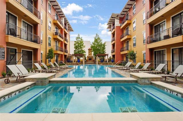 8616 Turtle Creek Boulevard #209, Dallas, TX 75225 (MLS #14685790) :: HergGroup Dallas-Fort Worth