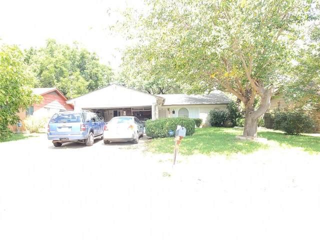 1013 High Point Road, Arlington, TX 76015 (MLS #14685792) :: 1st Choice Realty