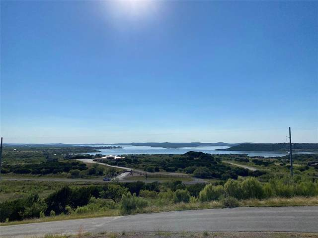 Lot 261 Canyon Wren Loop, Graford, TX 76449 (MLS #14685805) :: The Star Team   Rogers Healy and Associates