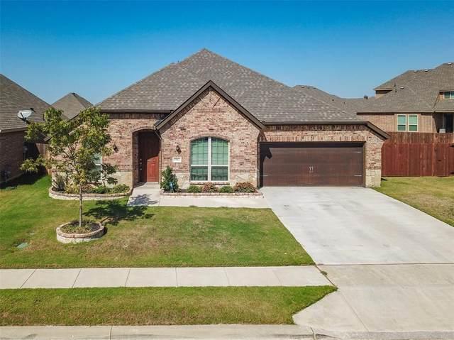 5112 Chisholm View Drive, Fort Worth, TX 76123 (MLS #14685818) :: The Juli Black Team
