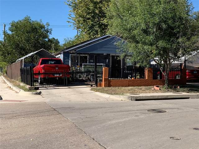 2703 NW Loraine Street, Fort Worth, TX 76106 (MLS #14685837) :: Real Estate By Design