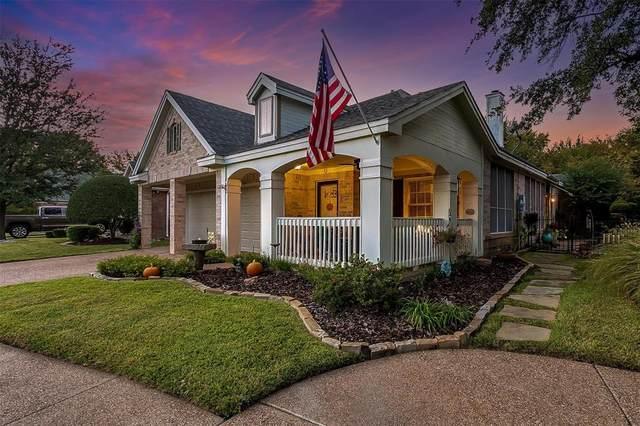 2405 Bridgeton Lane, Bedford, TX 76021 (MLS #14685894) :: Real Estate By Design