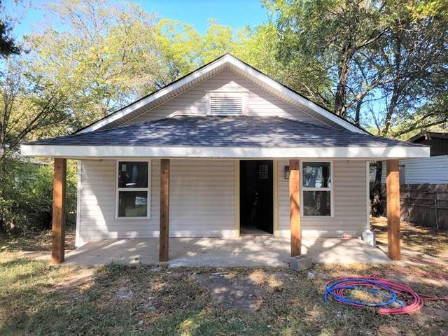 2616 28th Street, Fort Worth, TX 76106 (MLS #14685897) :: Real Estate By Design