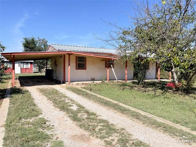 411 E 22nd Street, Cisco, TX 76437 (MLS #14685962) :: Lisa Birdsong Group | Compass