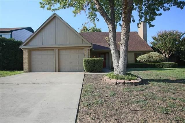 5304 Buckner Drive, Flower Mound, TX 75028 (MLS #14685975) :: Real Estate By Design