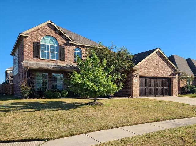 801 Peach Lane, Burleson, TX 76028 (MLS #14685980) :: Epic Direct Realty