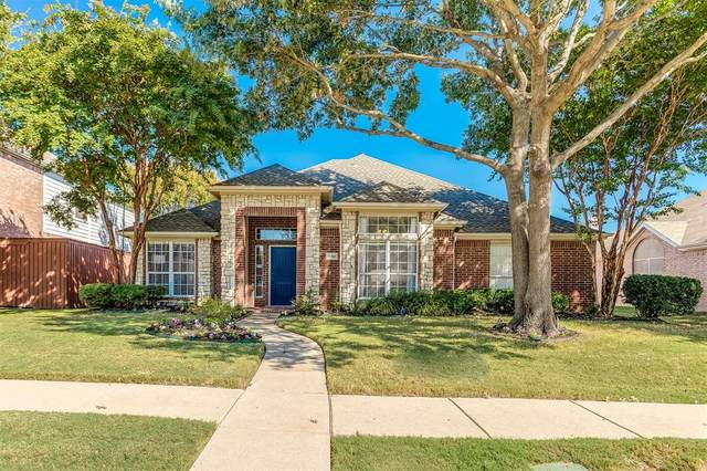 11066 Clearstream Lane, Frisco, TX 75035 (MLS #14686007) :: The Russell-Rose Team