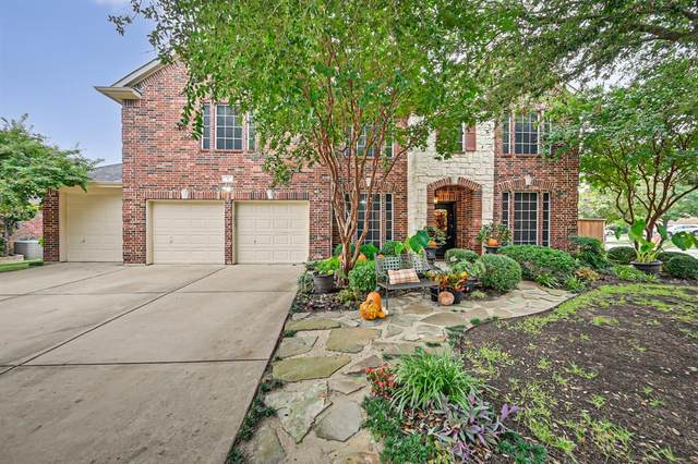 1 Roosevelt Court, Mansfield, TX 76063 (MLS #14686034) :: Real Estate By Design