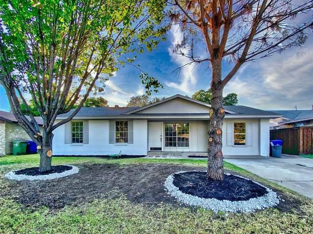 2021 William Lane, Carrollton, TX 75006 (MLS #14686048) :: Real Estate By Design