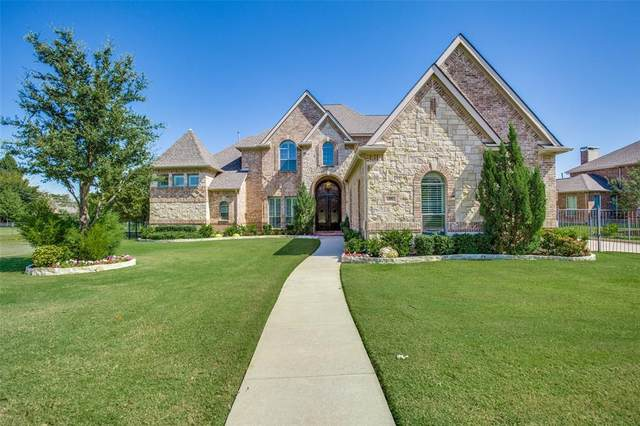 104 Keystone Drive, Southlake, TX 76092 (MLS #14686063) :: The Tierny Jordan Network
