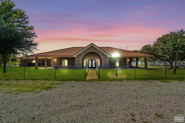 550 County Road 192, Carbon, TX 76435 (MLS #14686074) :: Potts Realty Group