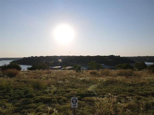 Lot 35 Rawhidge Ridge, Possum Kingdom Lake, TX 76449 (MLS #14686076) :: Jones-Papadopoulos & Co