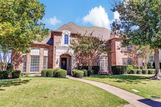2905 Lago Vista Lane, Rockwall, TX 75032 (MLS #14686083) :: Real Estate By Design