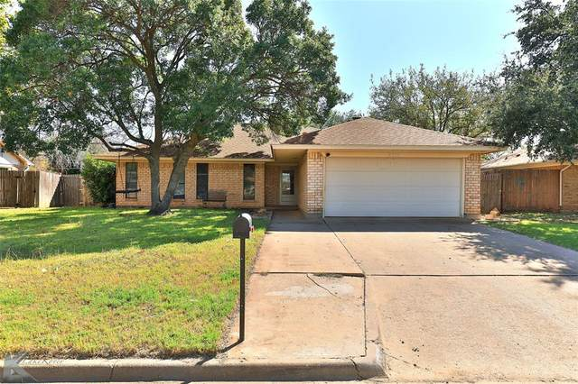 5313 Hunters Circle, Abilene, TX 79606 (MLS #14686100) :: VIVO Realty