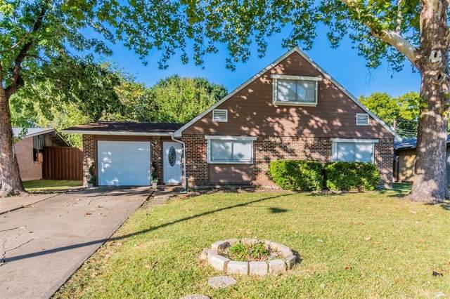 824 Kingswood Avenue, Richardson, TX 75080 (MLS #14686114) :: Real Estate By Design