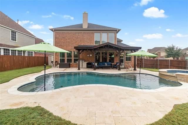 600 Bogey Lane, Mansfield, TX 76063 (MLS #14686116) :: Real Estate By Design