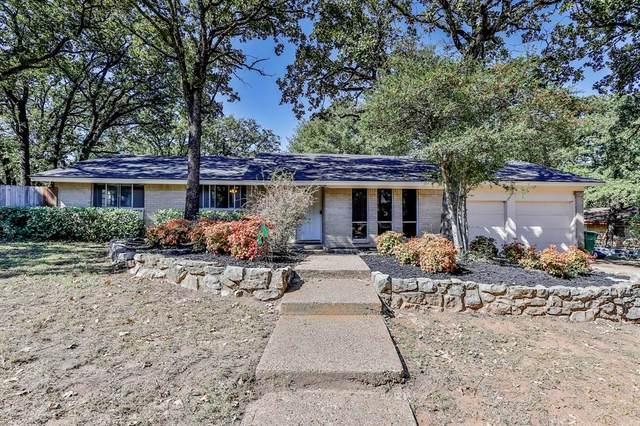 1709 Cimarron Trail, Hurst, TX 76054 (MLS #14686161) :: Epic Direct Realty