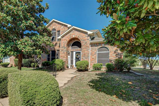 815 Orian Drive, Mesquite, TX 75181 (MLS #14686178) :: Real Estate By Design