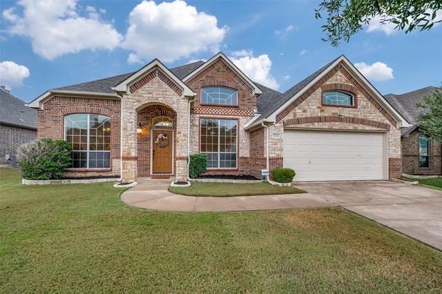 2001 Sundown Drive, Little Elm, TX 75068 (MLS #14686192) :: Trinity Premier Properties