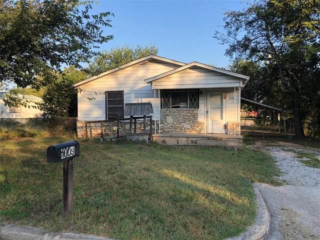 1009 Holden Street, Glen Rose, TX 76043 (MLS #14686193) :: Front Real Estate Co.