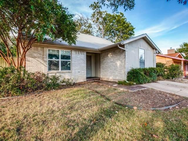 614 E Springdale Lane, Grand Prairie, TX 75052 (MLS #14686208) :: The Russell-Rose Team